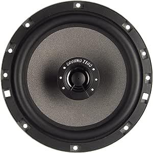 Ground Zero Gztf 16tx 16 5 Cm 2 Wege Koax Lautsprecher Elektronik