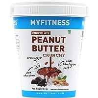 MYFITNESS Chocolate Peanut Butter Crunchy 510g