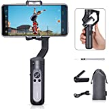 Smartphone Gimbal Stabilizer 3-Axis Handheld Gimble for iPhone Xs XR X 8 Plus Mobile Gimbal Stabilizer for Android Phone (Hoh