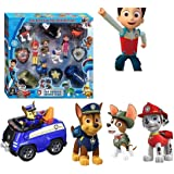 Tread Mall� �13 in 1 Power Patrol Pup Buddies Hero, Action Pack Pup & Badge, Ryder, Tracker, Robot Dog, Everest, Team Mission