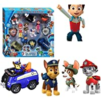Tread Mall� �13 in 1 Power Patrol Pup Buddies Hero, Action Pack Pup & Badge, Ryder, Tracker, Robot Dog, Everest, Team…