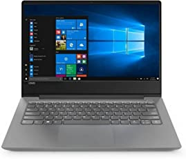 Lenovo Ideapad 330S 14-inch Thin and Light Laptop (A9-9425/4GB DDR4/1TB HDD/Windows 10), Platinum Grey