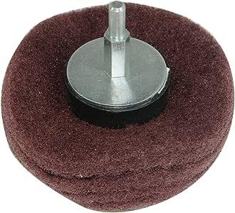 50mm Silverline 240 Grit Cylinder Sanding Mop Goblet 262213