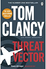 Threat Vector: INSPIRATION FOR THE THRILLING AMAZON PRIME SERIES JACK RYAN (Jack Ryan Jr Series Book 4) Kindle Edition