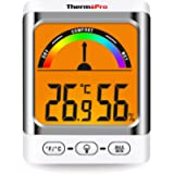 ThermoPro TP52 Indoor Hygrometer Thermometer Digital Room Thermometer Temperature Gauge Humidity Monitor Thermometer for…