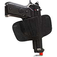 Fondina Vega cuoio elastico FA110 per pistola large auto serie FA1 -