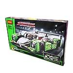 DECOOL 24Hours race car building blocks, changes to 2 mode, ferrari sports car design, 1219pcs, mode no: 3364