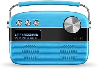 Saregama Carvaan SC01 Portable Digital Music Player (Electric Blue)
