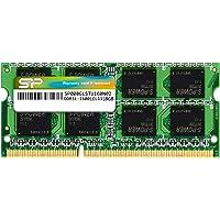 Silicon Power 8 GB DDR3 1600 MHz (PC3 12800) 240-pin CL11 1,35 V SODIMM Laptop-Speichermodul – Niederspannung und…