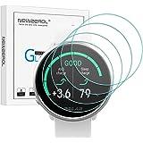 NEWZEROL 4 paket kompatibla med Polar Ignite skärmskydd 2,5D bågkanter 9 hårdhet högupplöst reptålig härdat glas