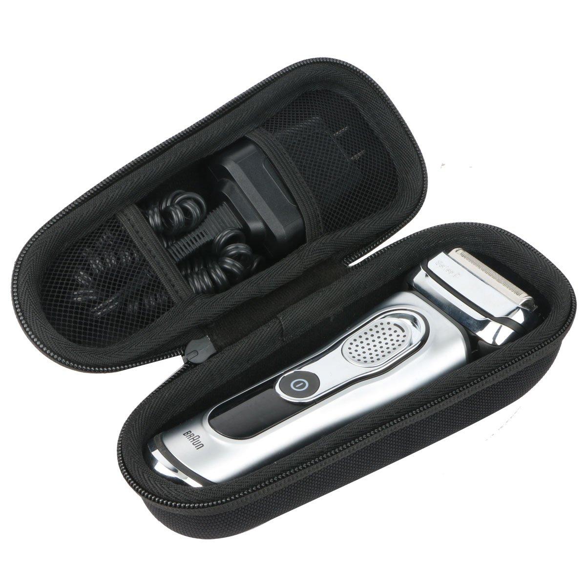 Khanka EVA Borsa da viaggio Custodia caso scatola per Braun Series 5 5070CC 5030S Rasoio Elettrico a