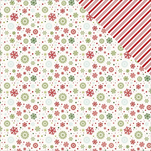 I Love Christmas Double-sided Cardstock 12