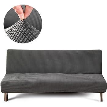 Elec Tech Sofa Bezug Sitzer Stoffüberwurf Plaid Schonbezug Elastischer  Überwurf Für Sofa Couch Zum Schutz Stricken ...