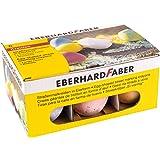 Eberhard Faber 526511 Straßenmalkreide in Eierform 10er Straßenkreide Eierkreide