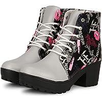 FASHIMO Women's Boots PN9