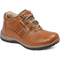 Red Chief Leather with Lace Casual Shoes for Men RC3424