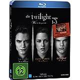 Die Twilight Saga 1-3: Twilight/New Moon/Eclipse