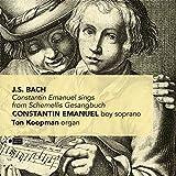Constantin Emanuel Sings From Schemellis Gesangbuc by J.S. Bach (2015-05-04)