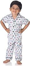 Nite Flite Boys' Camera Pyjama Set