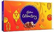 Cadbury Celebrations Assorted Chocolate Gift Pack, 145g- Pack of 4