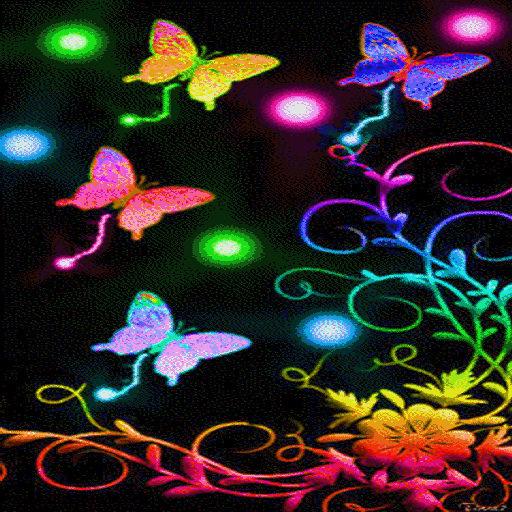 neon flyers live wallpaper apps f r android. Black Bedroom Furniture Sets. Home Design Ideas