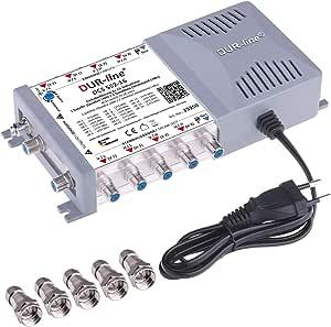 Dur Line Dcs 552 16 Unicable Multischalter Für 32 Elektronik