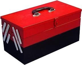 """Pahal Metal Tool Box 5 Drawers( 17""""X8""""X9"""" )"""