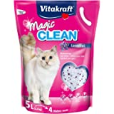 Vitakraft Magic Clean lawendowy żwirek dla kotów, 1 x 5 l