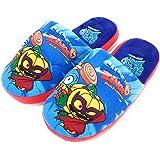 Zapatillas SuperZings de Estar por Casa - Zapatillas Super Zings Slippers Pantuflas para Niños