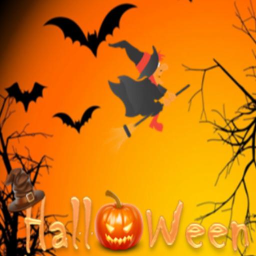 Halloween witch candy bonus game free