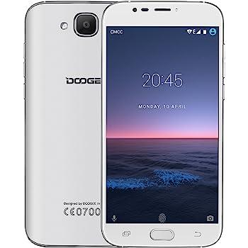Moviles Libres, DOOGEE X9 Mini Smartphones Libres 3G - Pantalla 5.0 IPS, MTK 6580