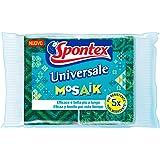 Spontex Spugna Abrasiva Universale Mosaik, 2 Pezzi