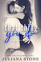 That Thing You Do (A Crystal Lake Novel Book 2) Kindle Edition