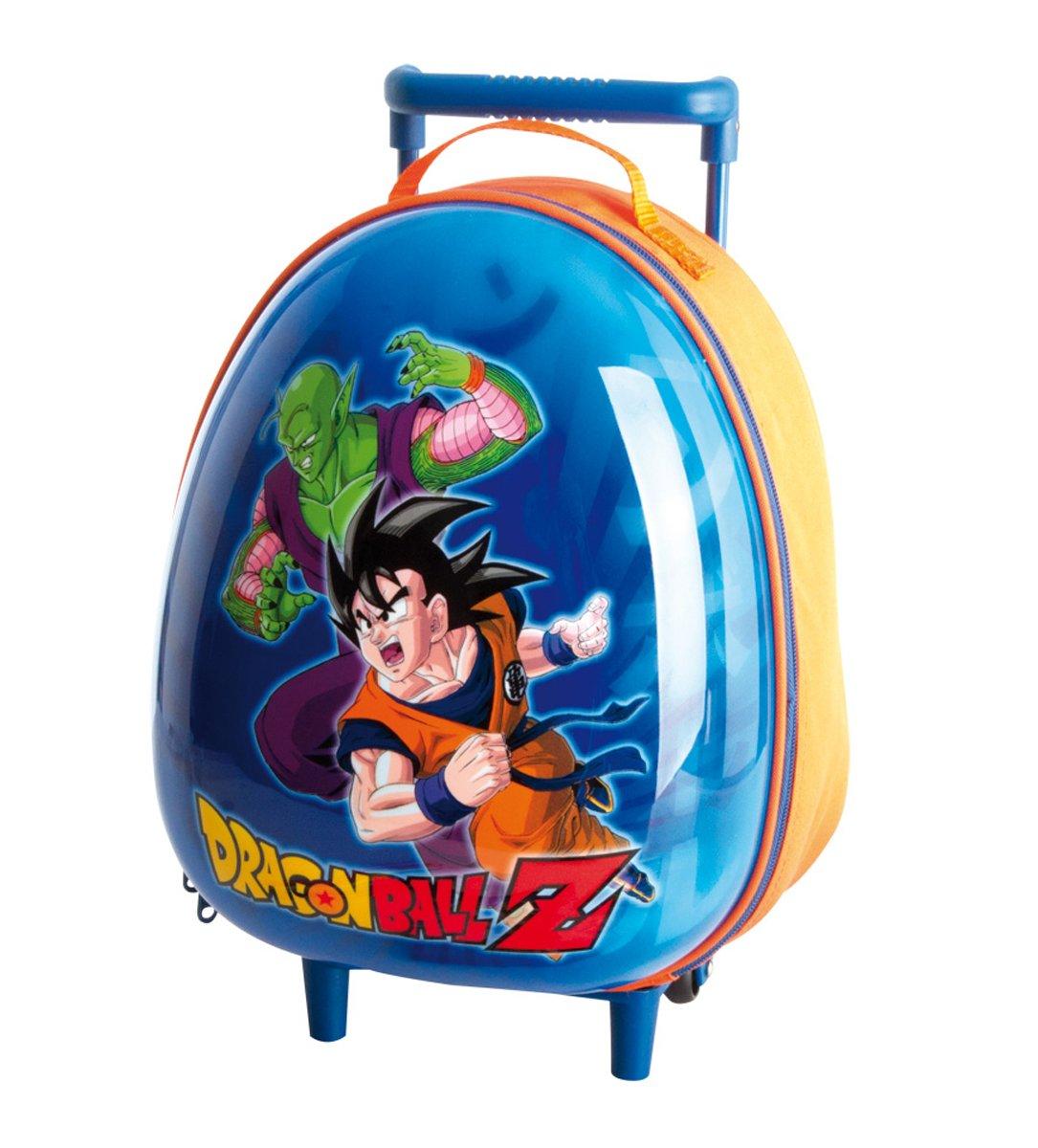 Auguri Preziosi, Dragonball, Mini Trolley Rigido con Colori