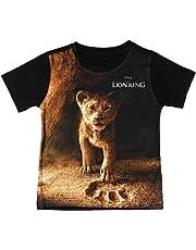 Lion King Boy's Regular fit T-Shirt