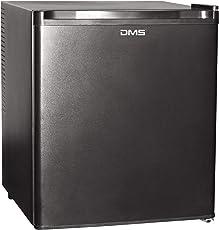 DMS® KS-50B Mini Kühlschrank 50 L, Minibar, freistehend Hotelkühlschrank EEK A+ schwarz