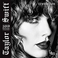 Taylor Swift 2019 Mini Wall Calendar