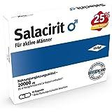 VIRILYT Salacirit 10 capsules hoge dosis voor actieve mannen I Merk product - Ontwikkeld & Gemaakt in de EU I Natuurlijke ing