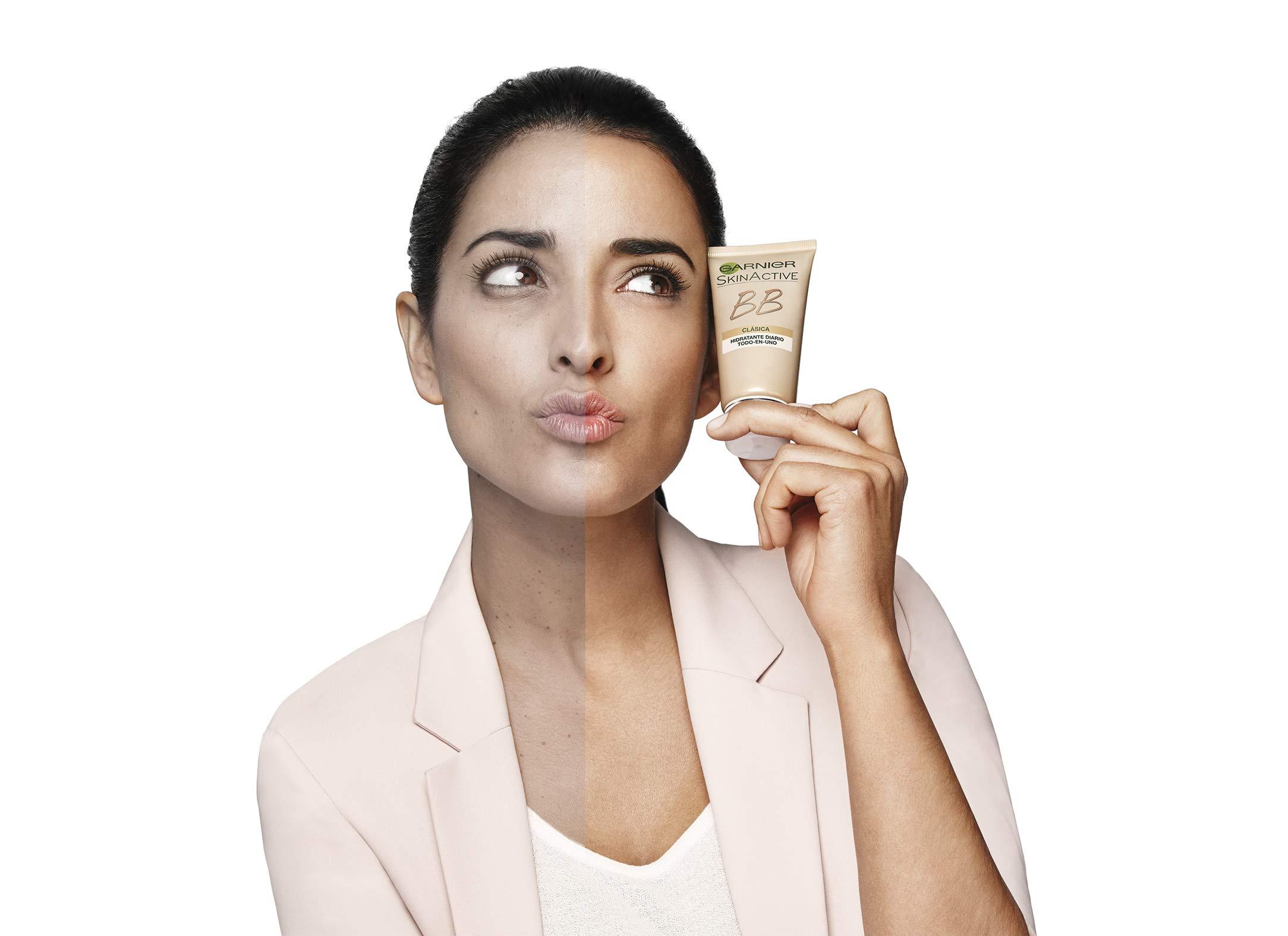 Garnier Skinactive Bb Cream Nude Perfeccionador Prodigioso para Pieles Normales Spf15 con Vitamina C – 50 ml