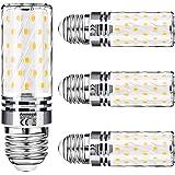 Anmossi E27 LED Lampe 12W,Warmweiß 3000K E27 Mais Glühbirnen Entspricht 100W Glühlampe,Nicht Dimmbar Kein Flackern 1200Lm Ene