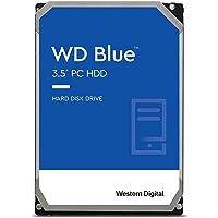 WD Blue 2TB Interne Festplatte (8,9 cm (3,5 Zoll)), SATA 6 Gb/s BULK WD20EZRZ