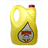 Manas Gold Kachi Ghani Mustard Oil 5 L (Home Pantry Groceries Items Kitchen and Home Healthy Cooking Oil Edible Oil…