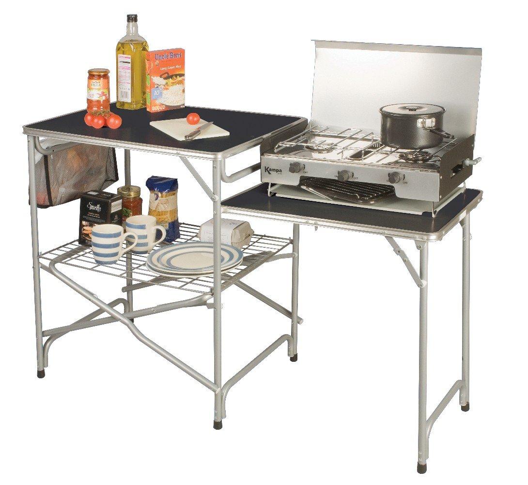 Kampa Colonel Field Kitchen Camping Equipment