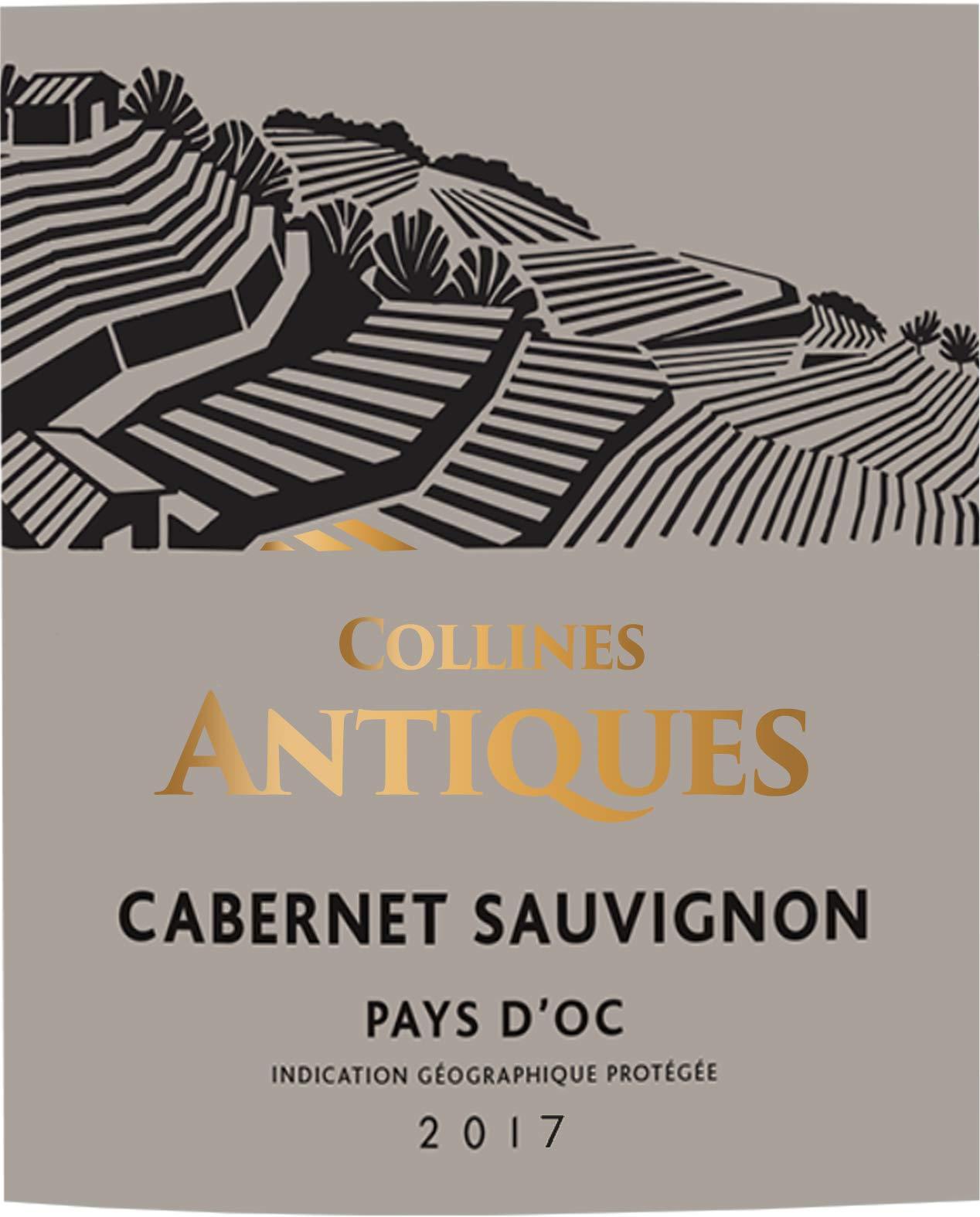 Collines-Antiques-IGP-Pays-dOc-Cabernet-Sauvignon-2017-6-x-750-ml