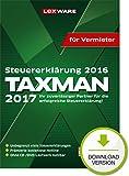 TAXMAN 2017 für Vermieter Download [Download]