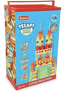 Jeujura 8343 Jeu de Construction Tecap Châteaux Fous