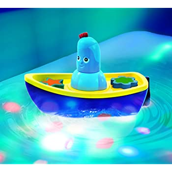 in the night garden iggle piggle s lightshow bath time boat toy