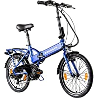 Zündapp Z101 E-Bike Klapprad 20 Zoll Elektro Klapprad E-Bike E Fahrrad E Bikes E Klappfahrrad E-Bike Elektro Bike E-Bike…