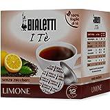 Bialetti Box 12 capsule Te nero al LIMONE