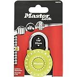 Master Lock Rond cijferslot 49 mm - op kleur gesorteerd, 1590EURDCOL
